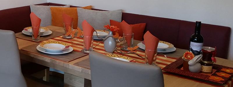 Exenberger Familienwohnung Küche